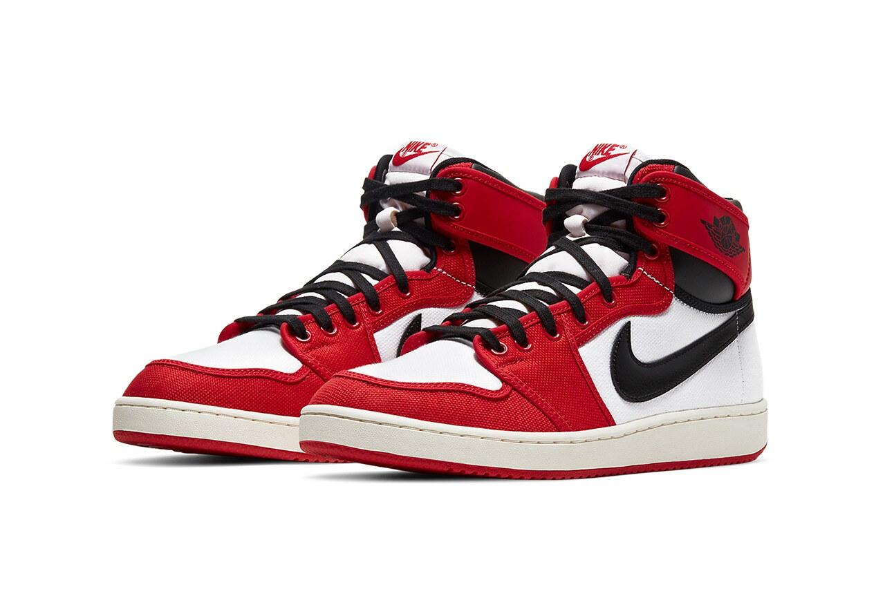 Air Jordan 1 KO Retro u201cChicagou201d