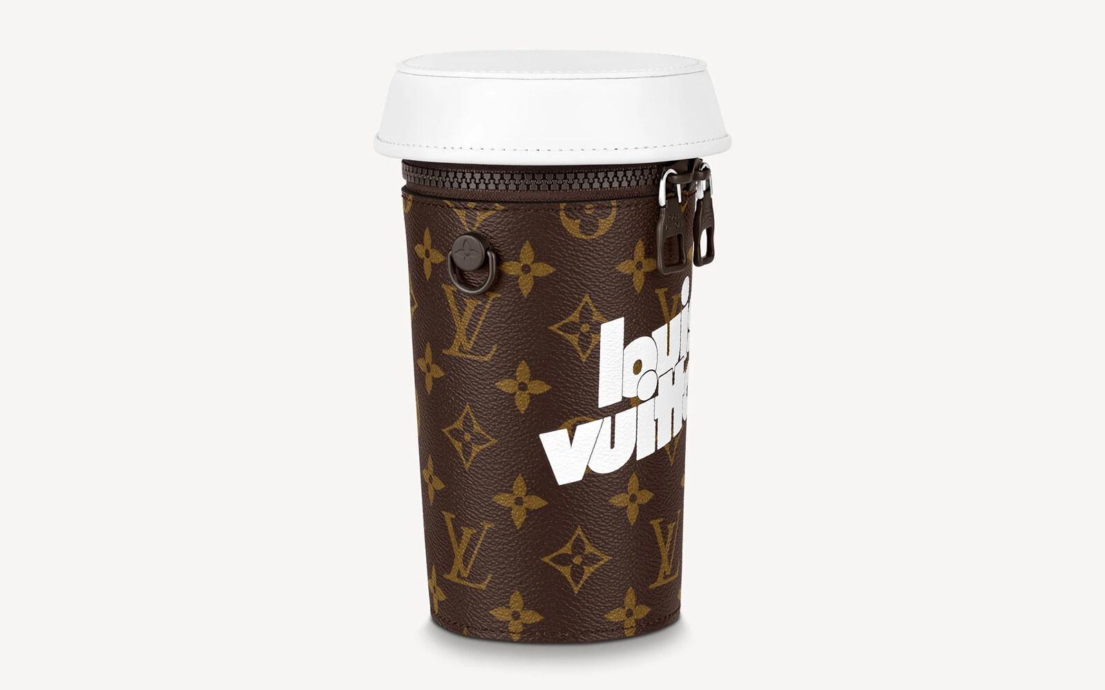 Louis Vuitton Borsa Coffee Cup