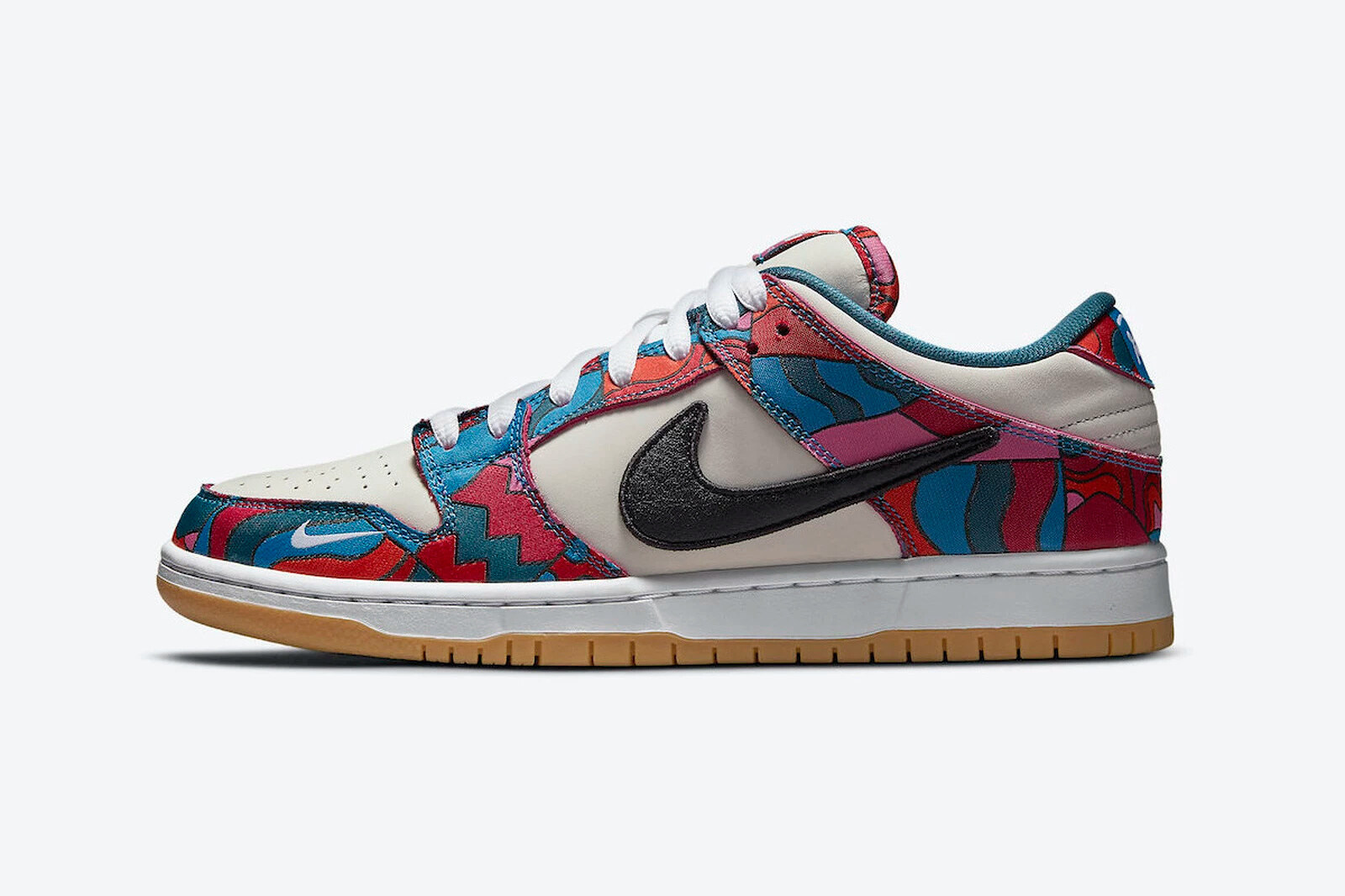 Parra x Nike Dunk Low
