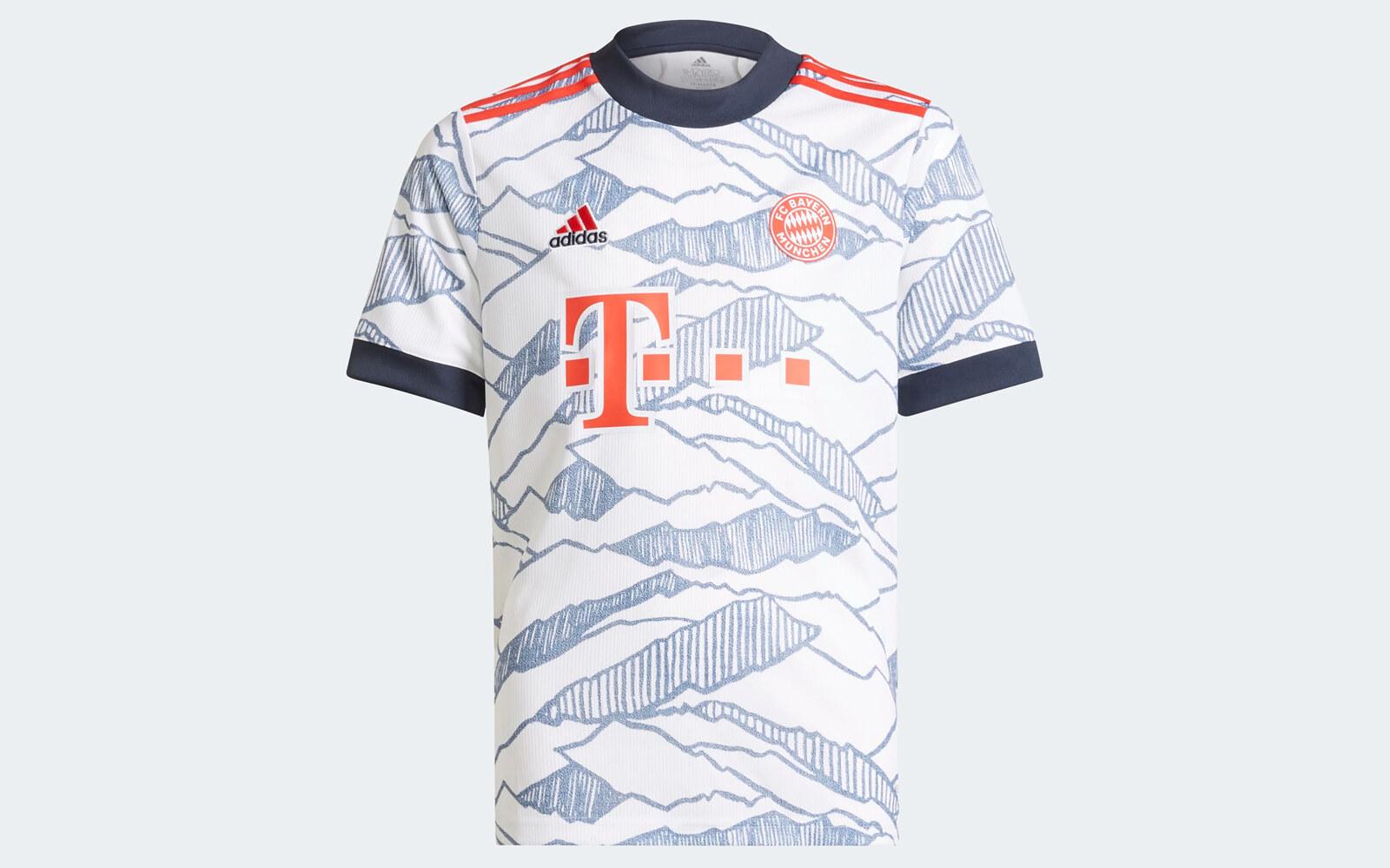Bayern Monaco Third Kit