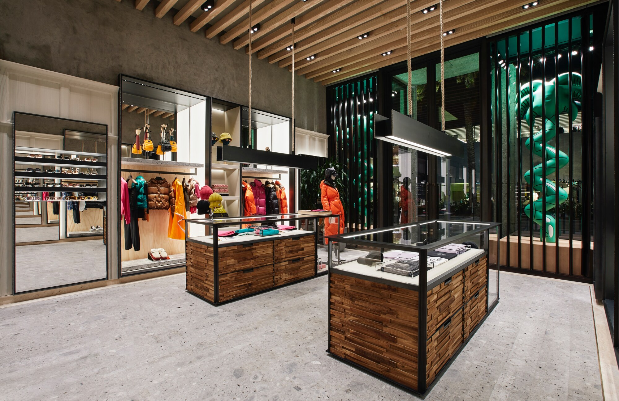 MONCLER Los Angeles Beverly Hills store