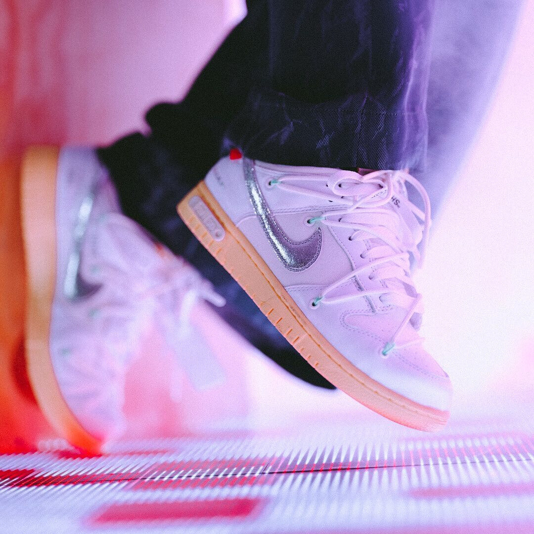Off-White x Nike Dunk Low The 50