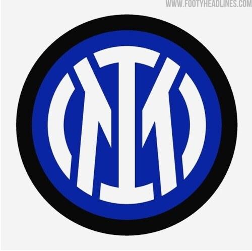 Mock-up nuovo logo Inter