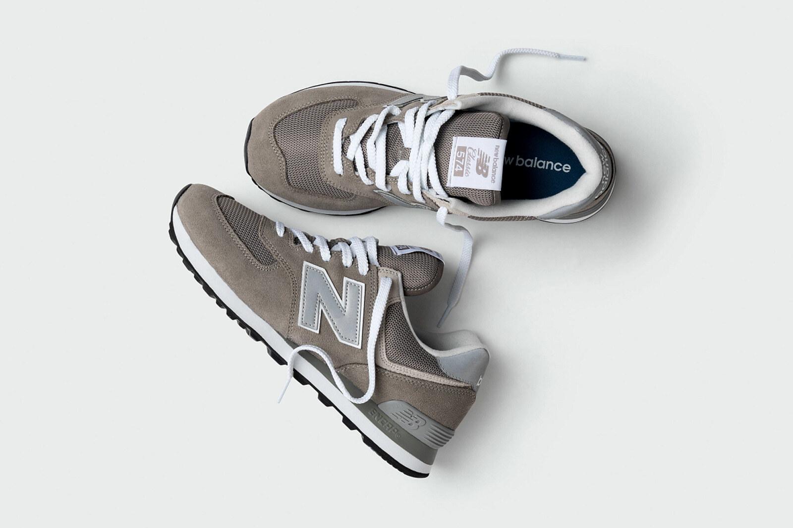 New Balance 574 Classic Grey Unisex