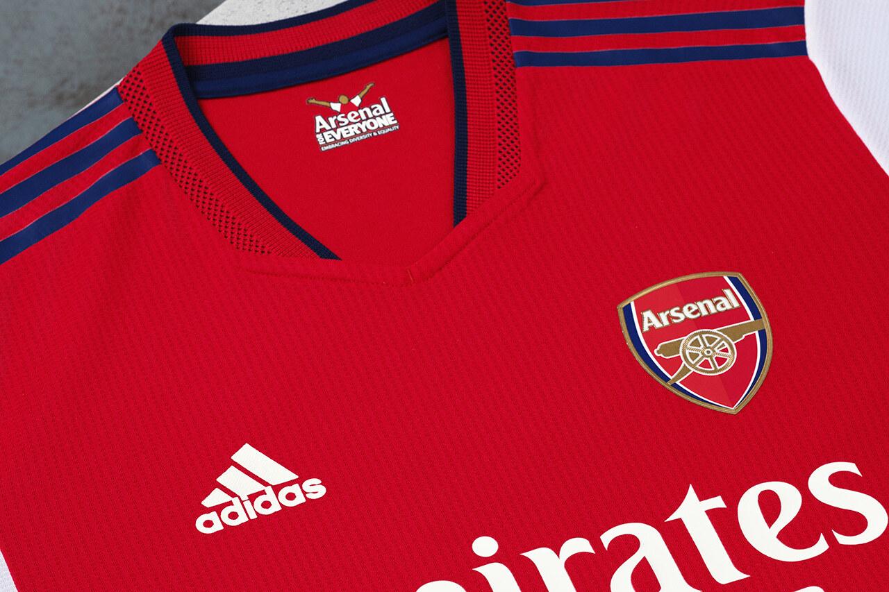 Arsenal Home Kit 2021-22