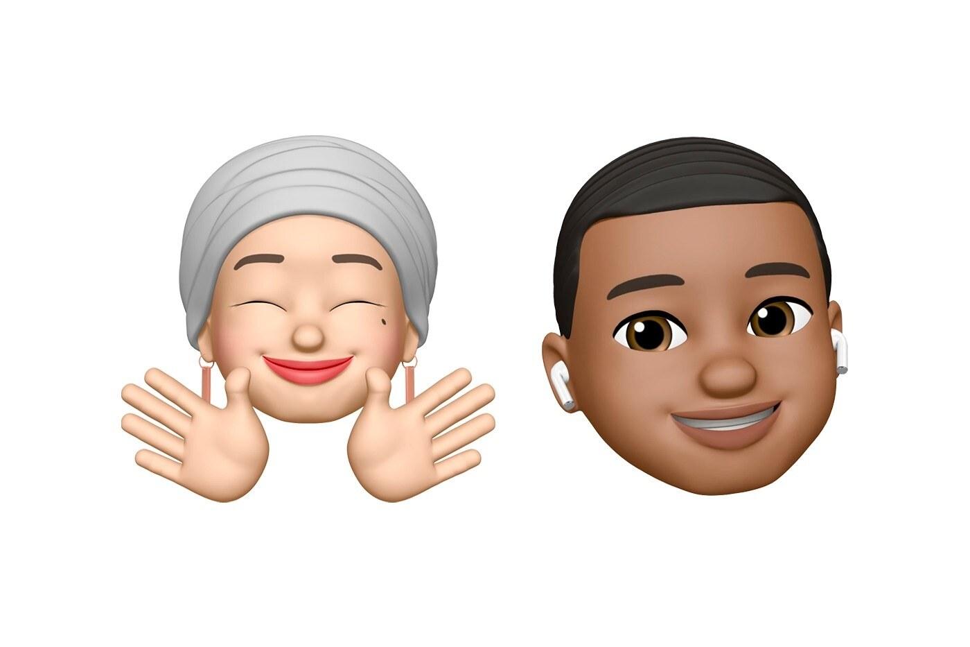 iOS 14.5 new emojis