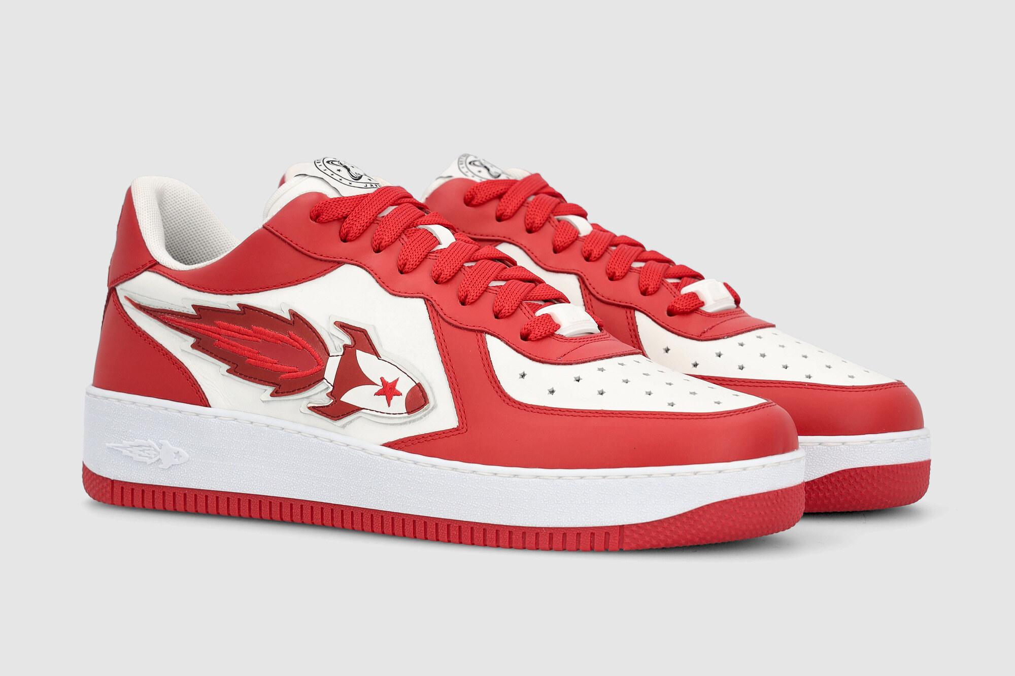 Enterprise Japan Drop 1 Rocket Low Sneakers