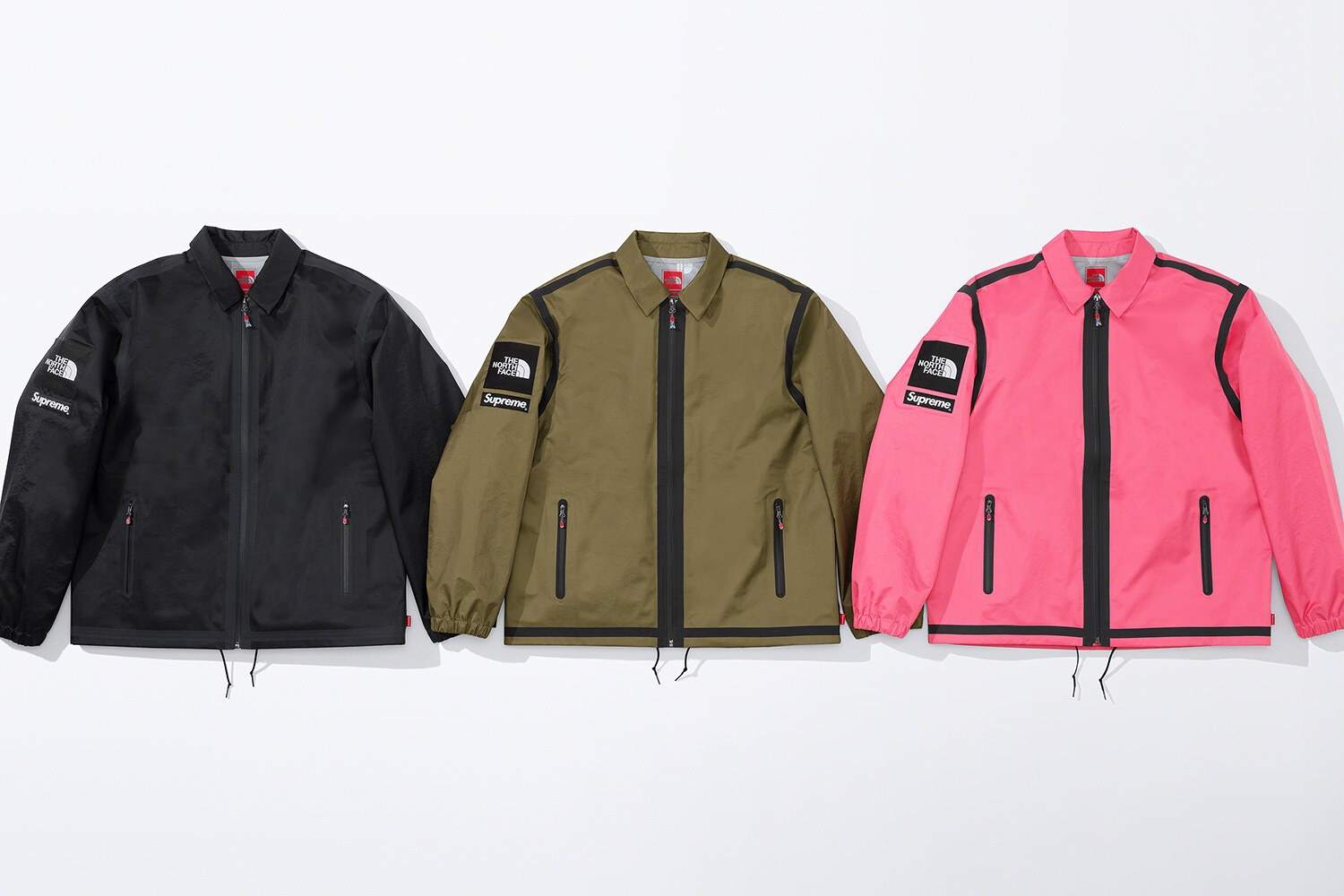 Supreme x The North Face Spring Summer 2021