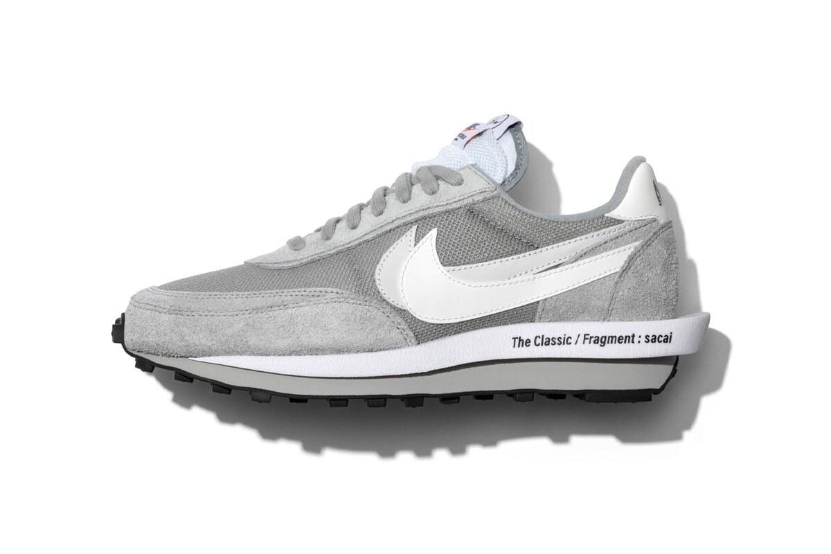 sacai x Nike x fragment LDWaffle