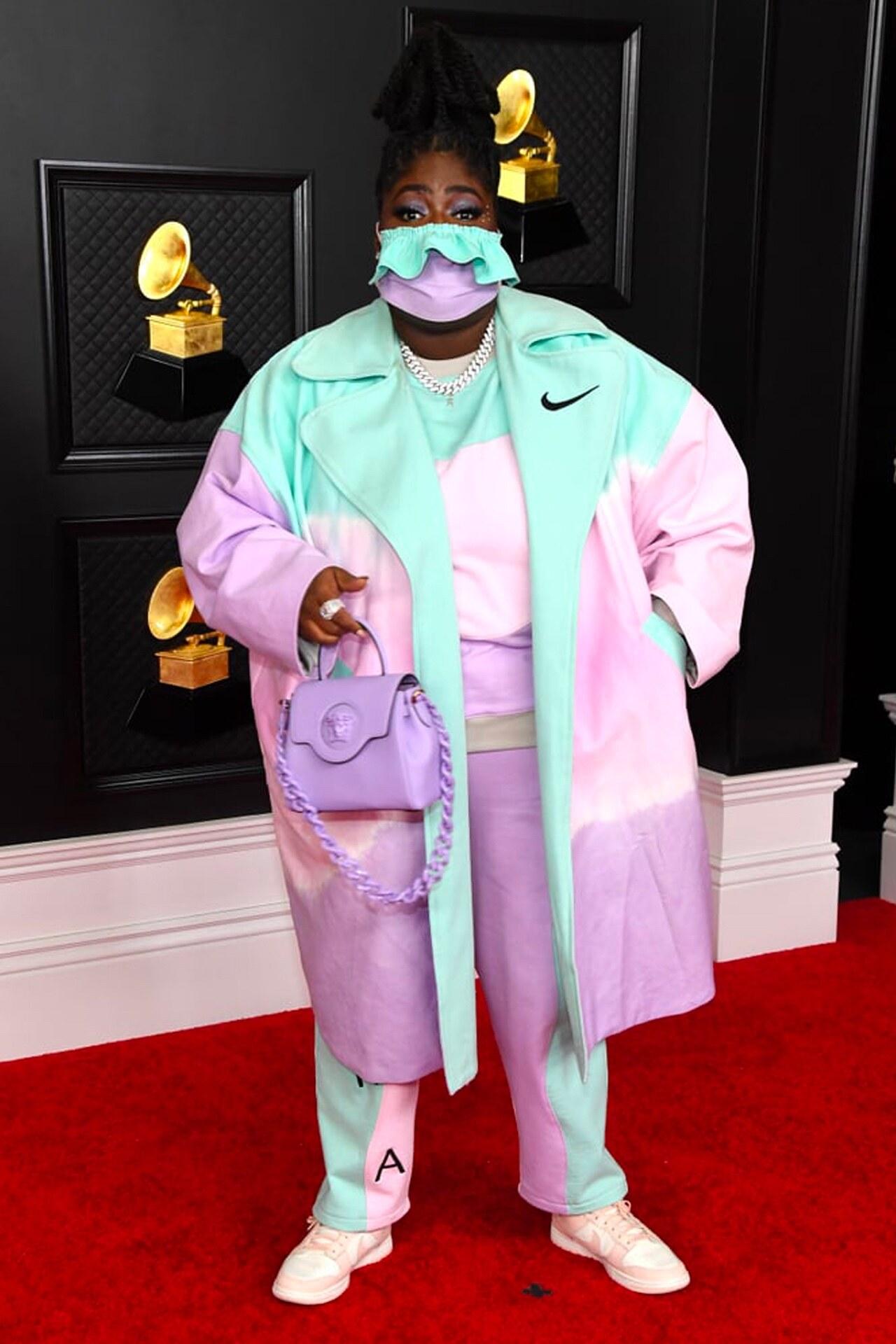 Chika Grammy 2021 Nike