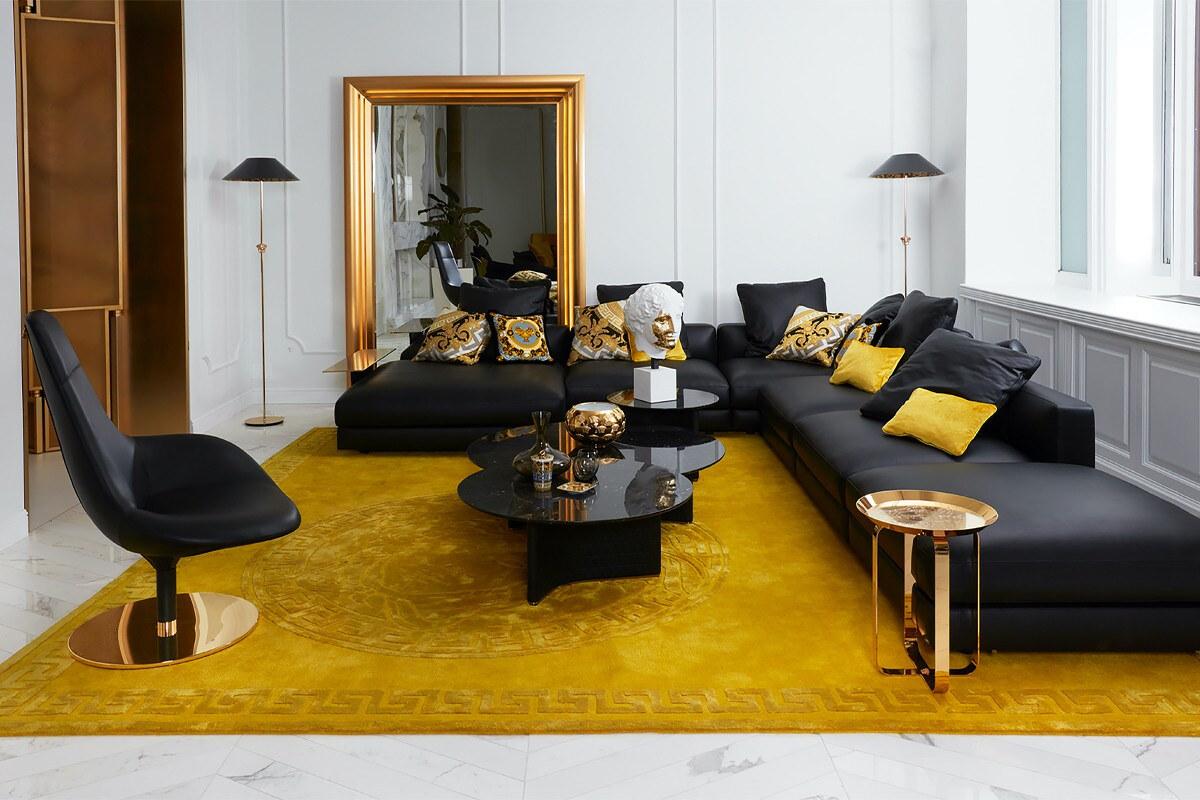 Versace Home Milano Boutique Via Durini 11