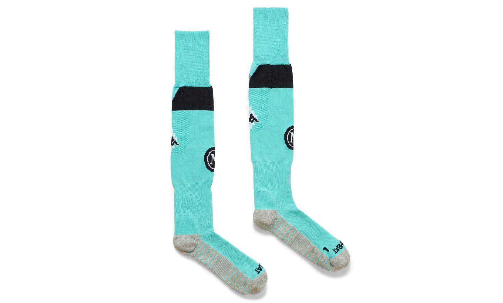 Marcelo Burlon Kappa x SSC Napoli Socks