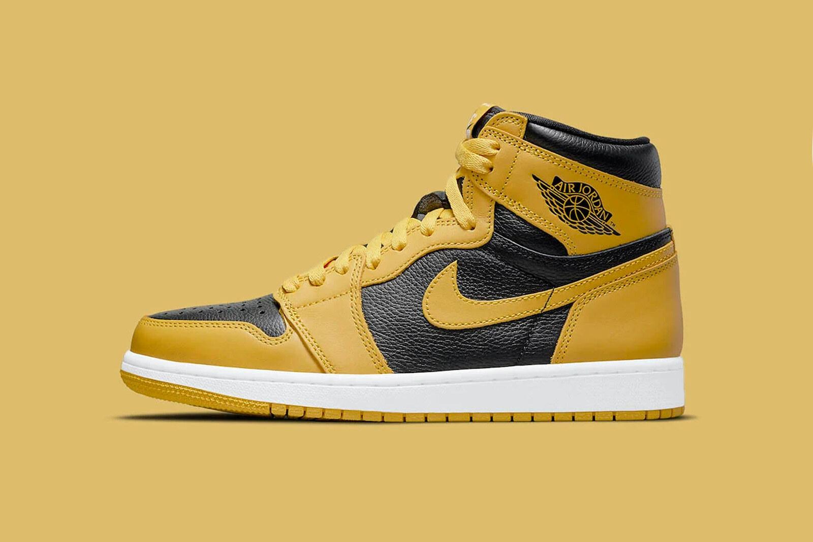Air Jordan 1 High Pollen