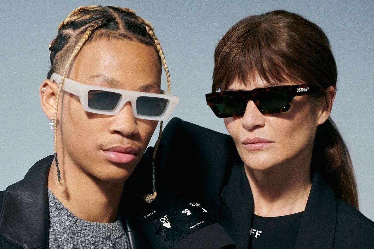 Off-White Eyewear Collection occhiali da sole