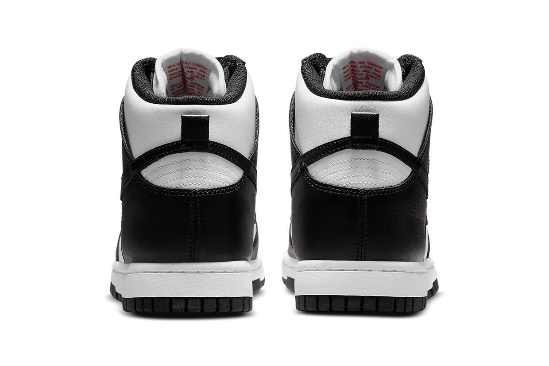 "Nike Dunk High ""Panda"""