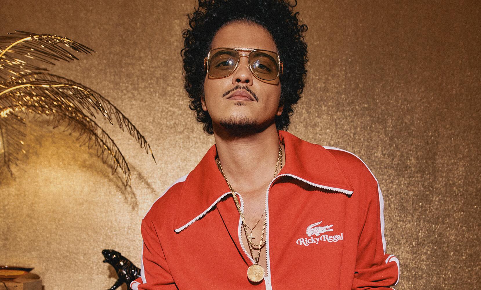 Lacoste x Bruno Mars