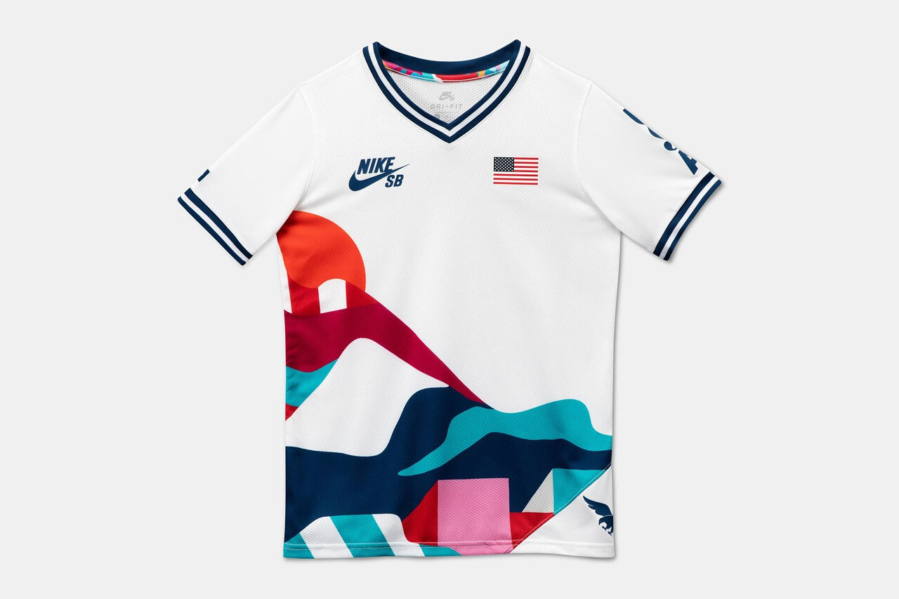 Nike Parra Olimpiadi Tokyo 2021