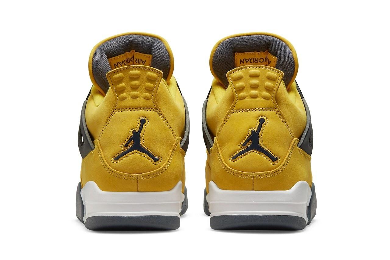 Air Jordan 4 Lightning
