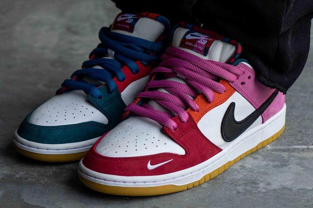 Parra x Nike SB Dunk Low