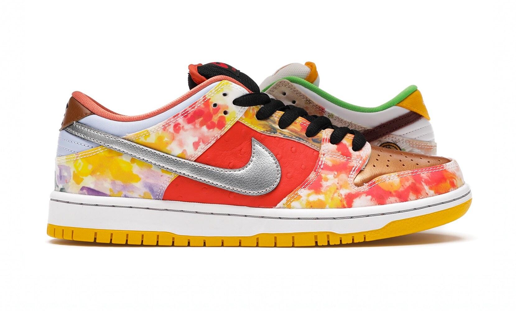 Nike SB Dunk Low Street Hawker