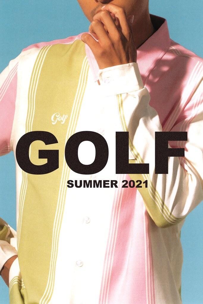 GOLF WANG Summer 2021