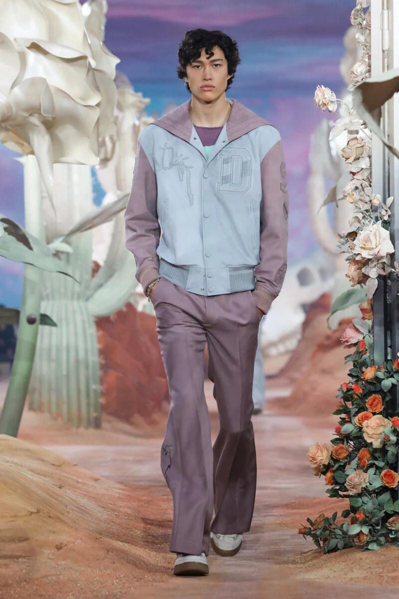 Travis Scott x Dior Spring 2022 Cactus Jack