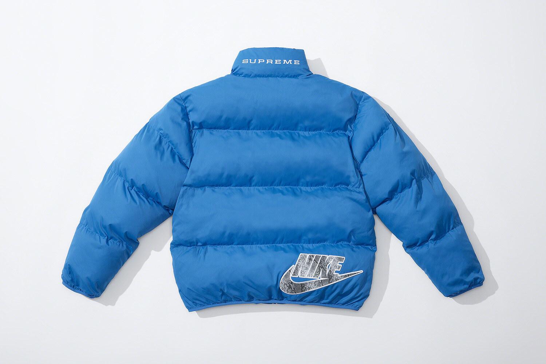 Supreme x Nike Spring/Summer 2021 puffer jacket