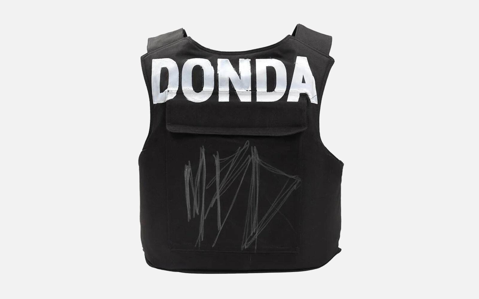Kanye West DONDA Bulletproof Vest