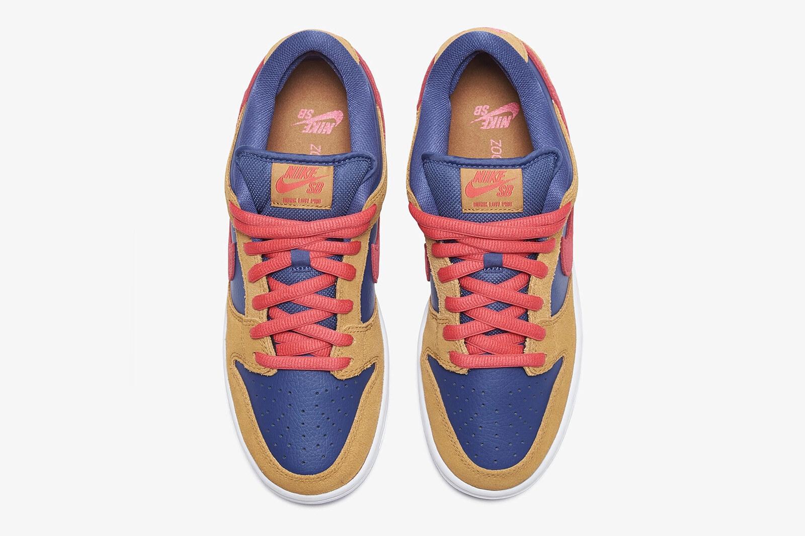 """Nike SB Dunk Low """"Papa Bear"""""""