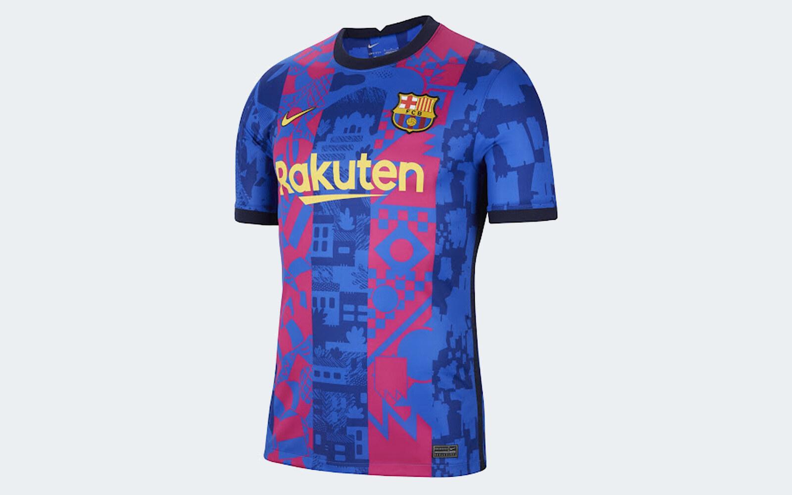Barcellona Third Kit