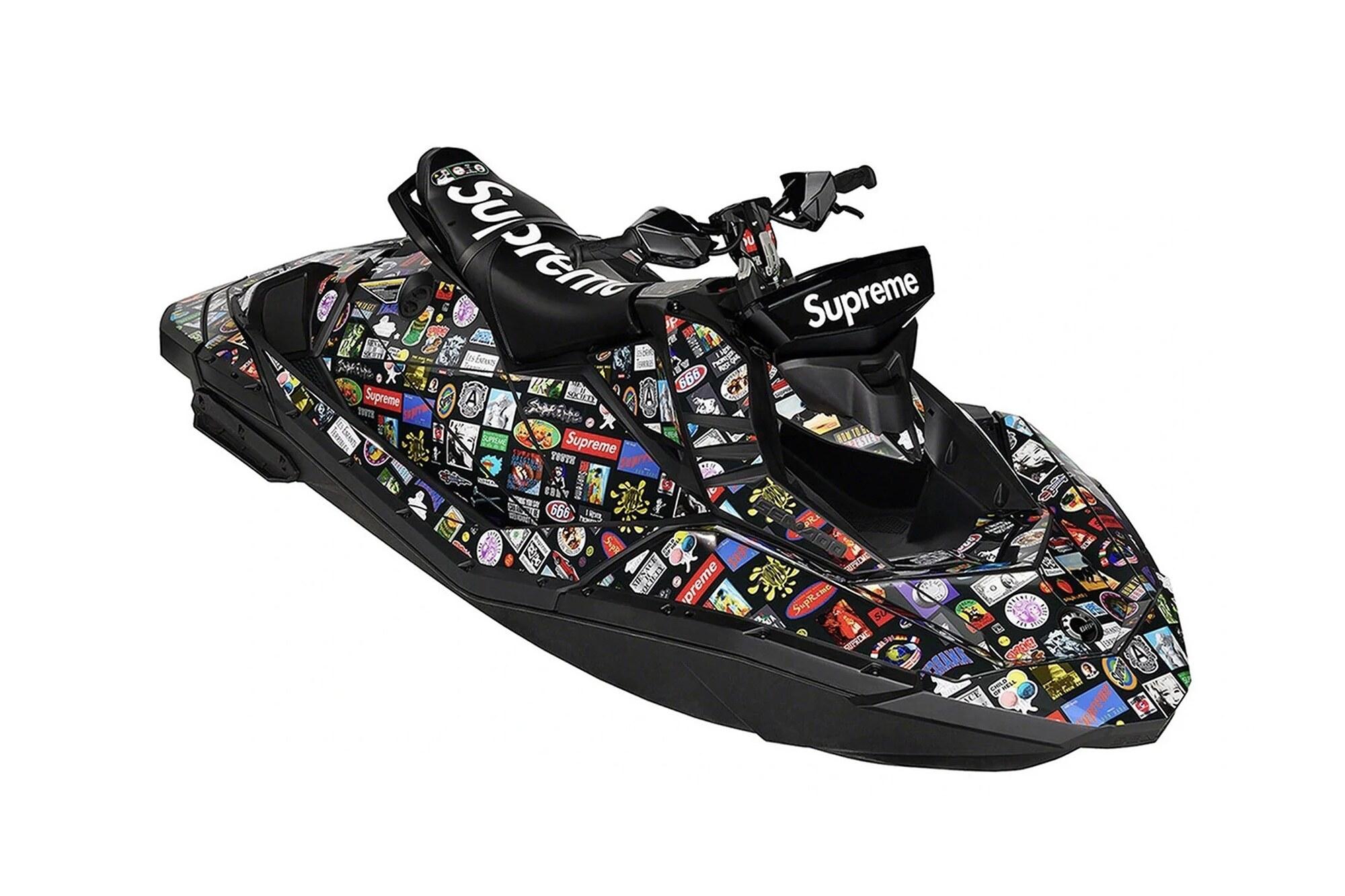 Supreme x Sea Doo