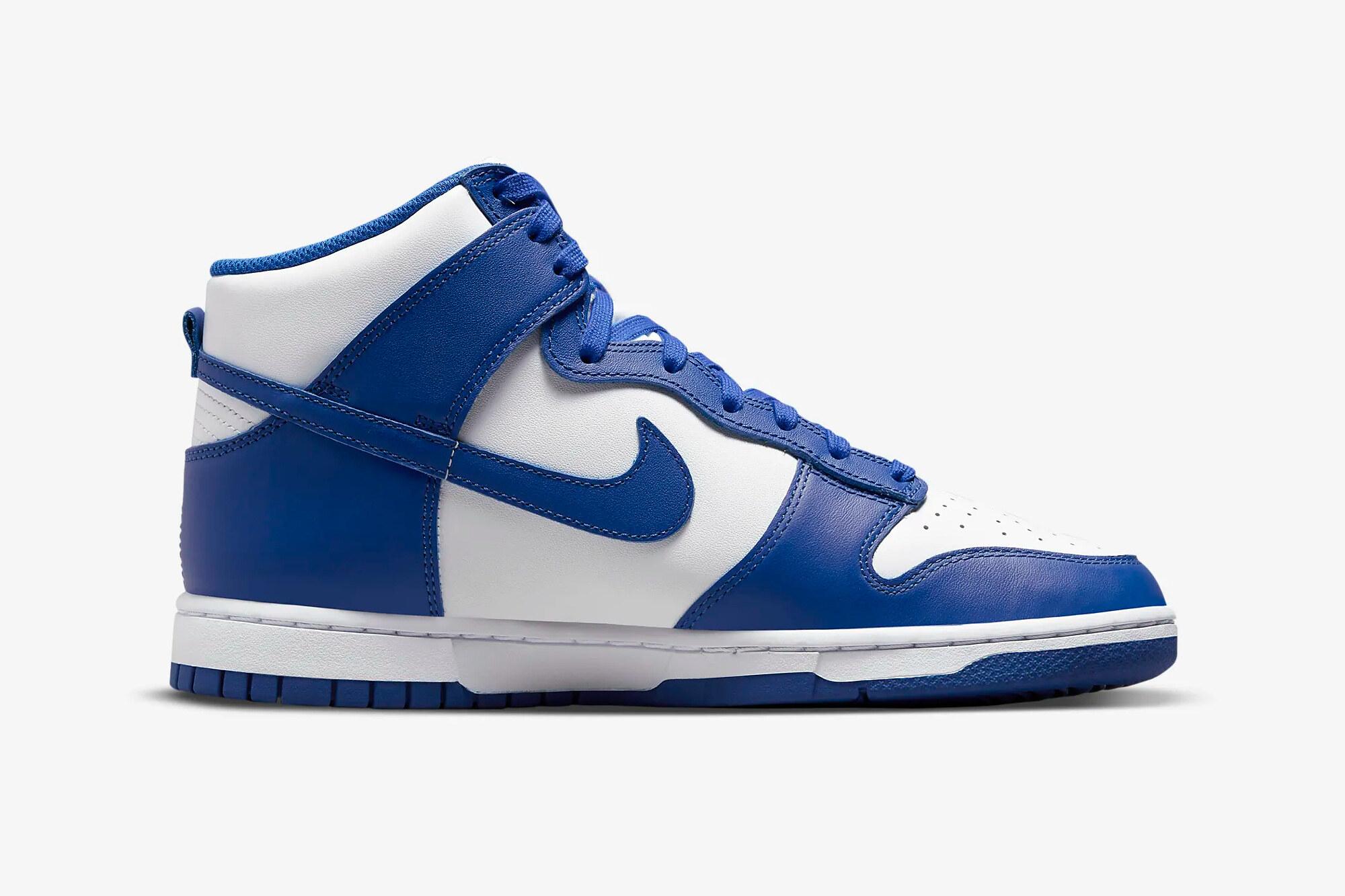 """Nike Dunk High """"Game Royal"""""""