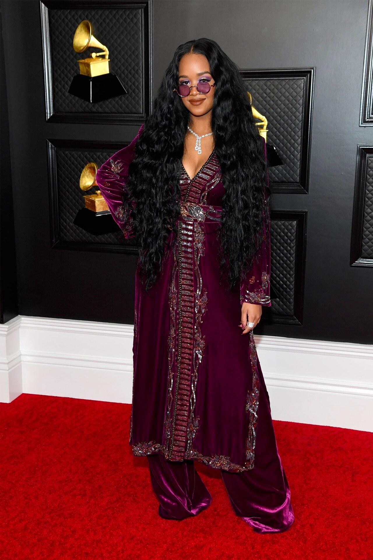 HER Grammy 2021 Dundas