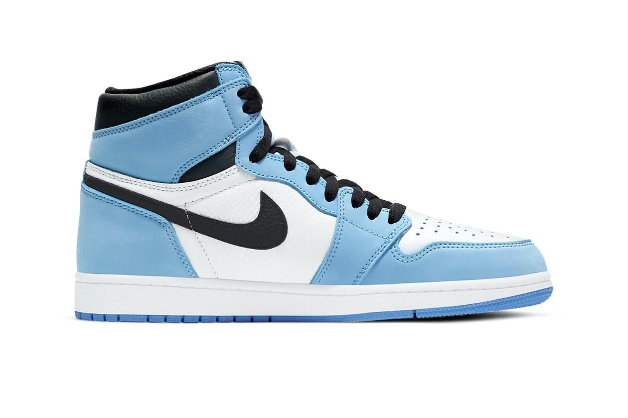 Air Jordan 1 High u201cUniversity Blueu201d