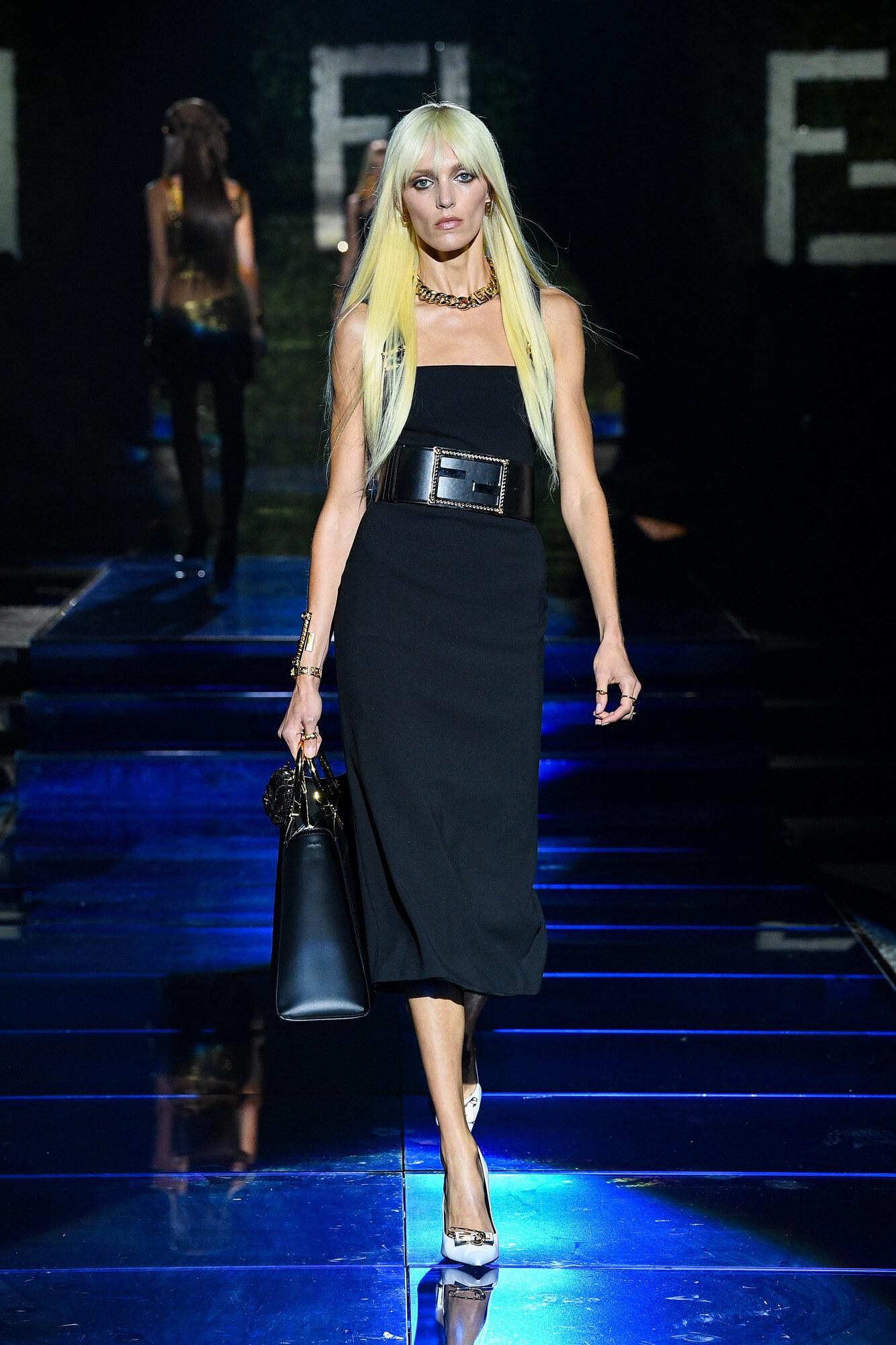 Versace x Fendi Capsule Collection