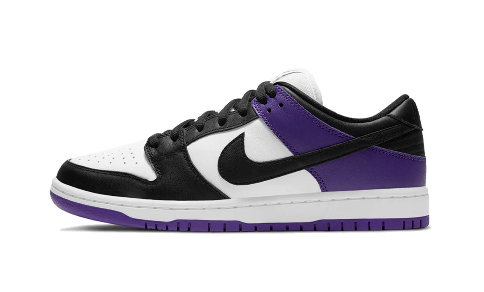 "Nike SB Dunk Low Pro ""Court Purple"""