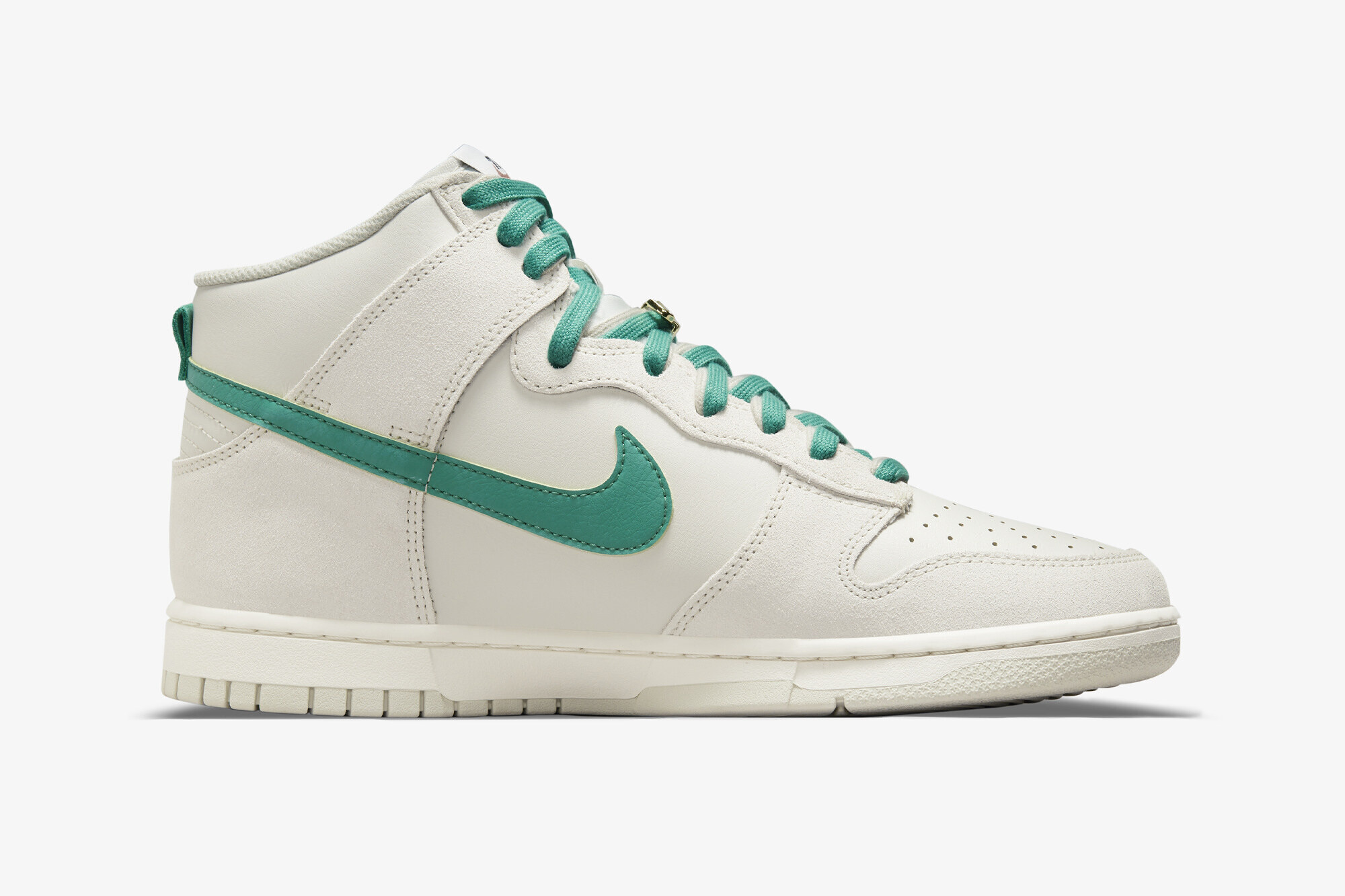 Nike Dunk High First Use