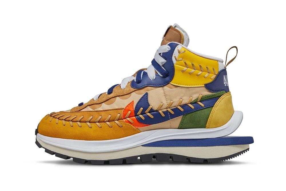 Jean Paul Gaultier x sacai x Nike Vaporwaffle