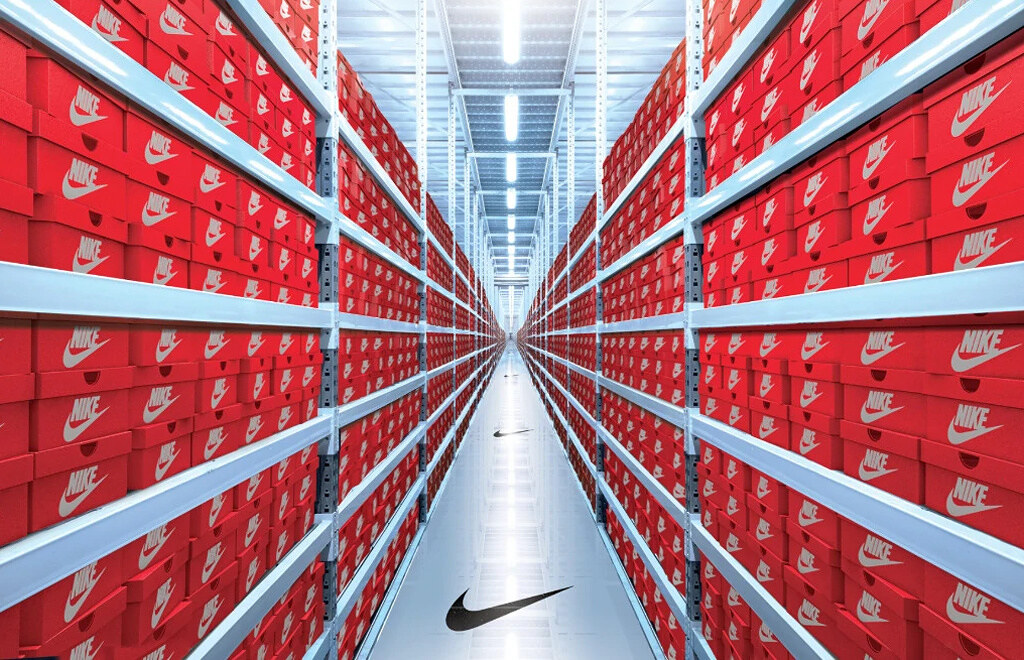 Nike Warehouse factory