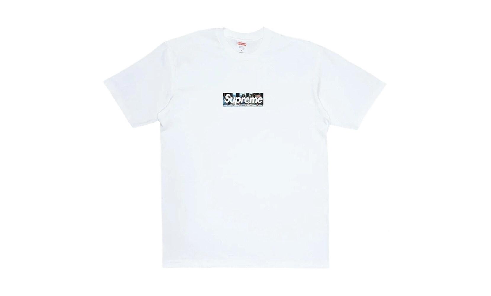 Supreme Milan Box Logo T-shirt