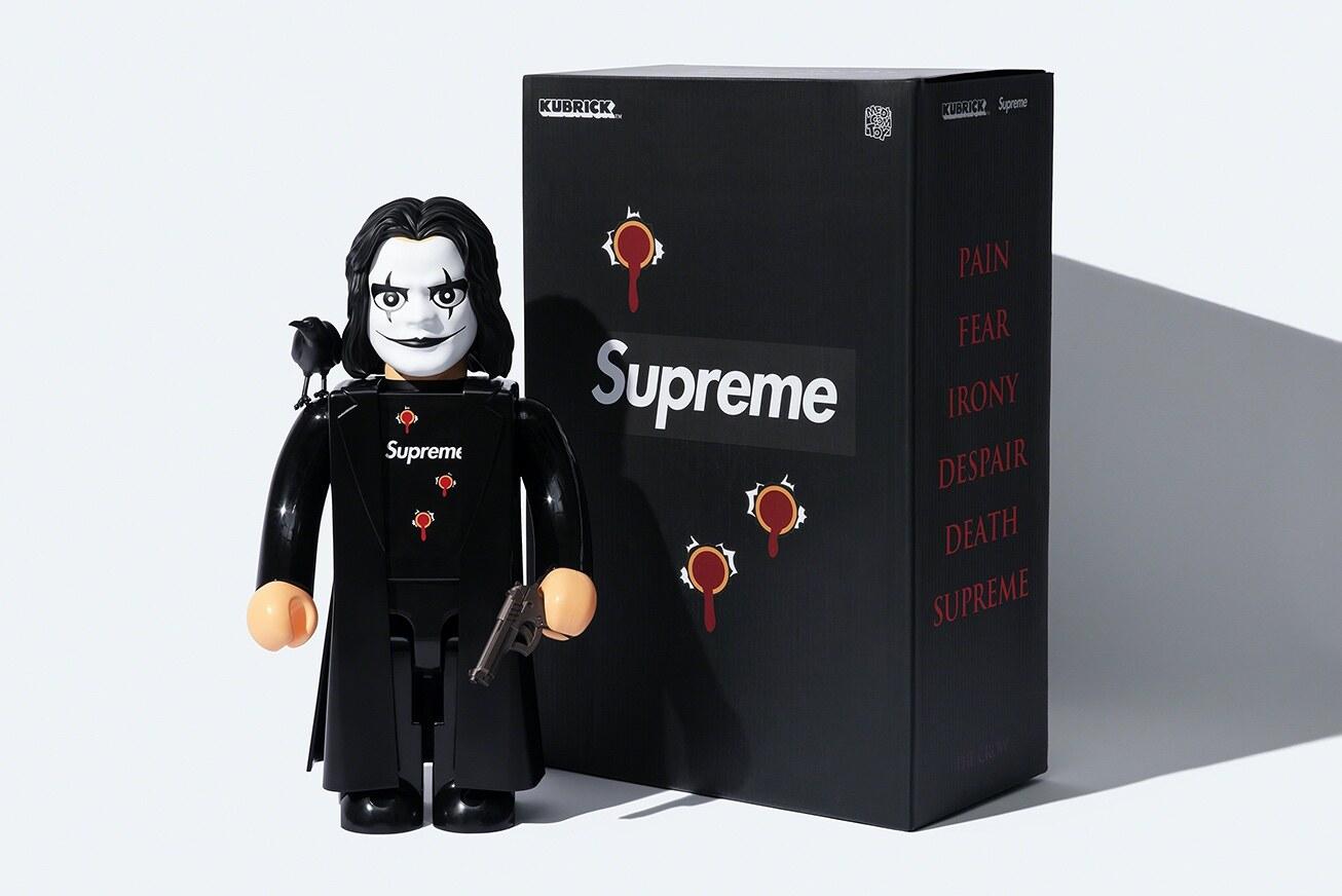 Supreme The Crow