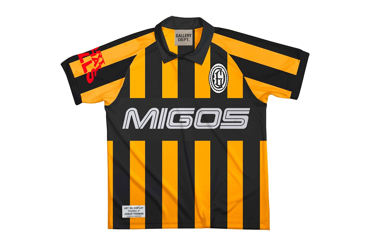 Migos Culture III GALLERY DEPT. merchandising