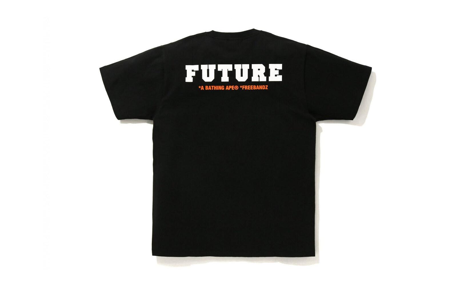 BAPE x FUTURE