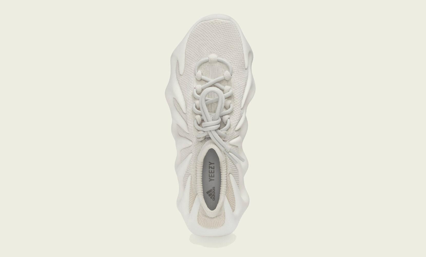 YEEZY 450 u201cCloud Whiteu201d