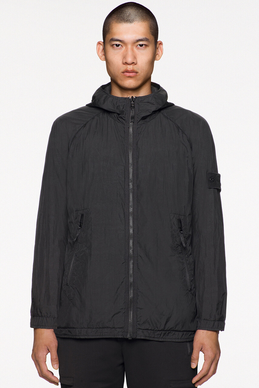 stone island ghost piece spring summer 2021 collection