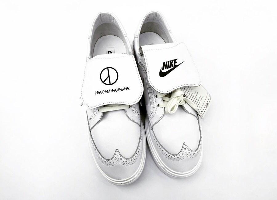 PEACEMINUSONE x Nike Kwondo 1