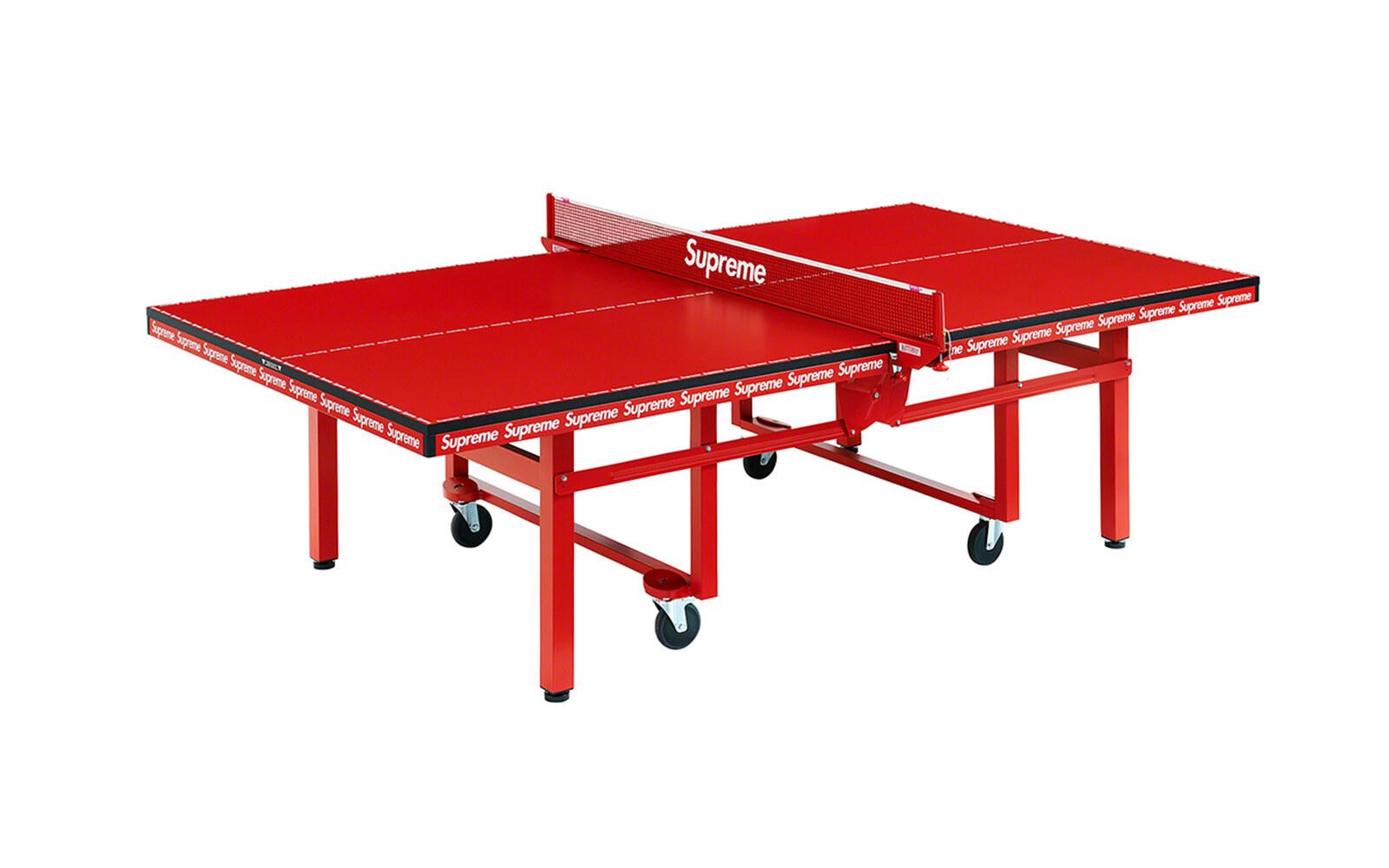 Supreme Fall Winter 2021 ping pong