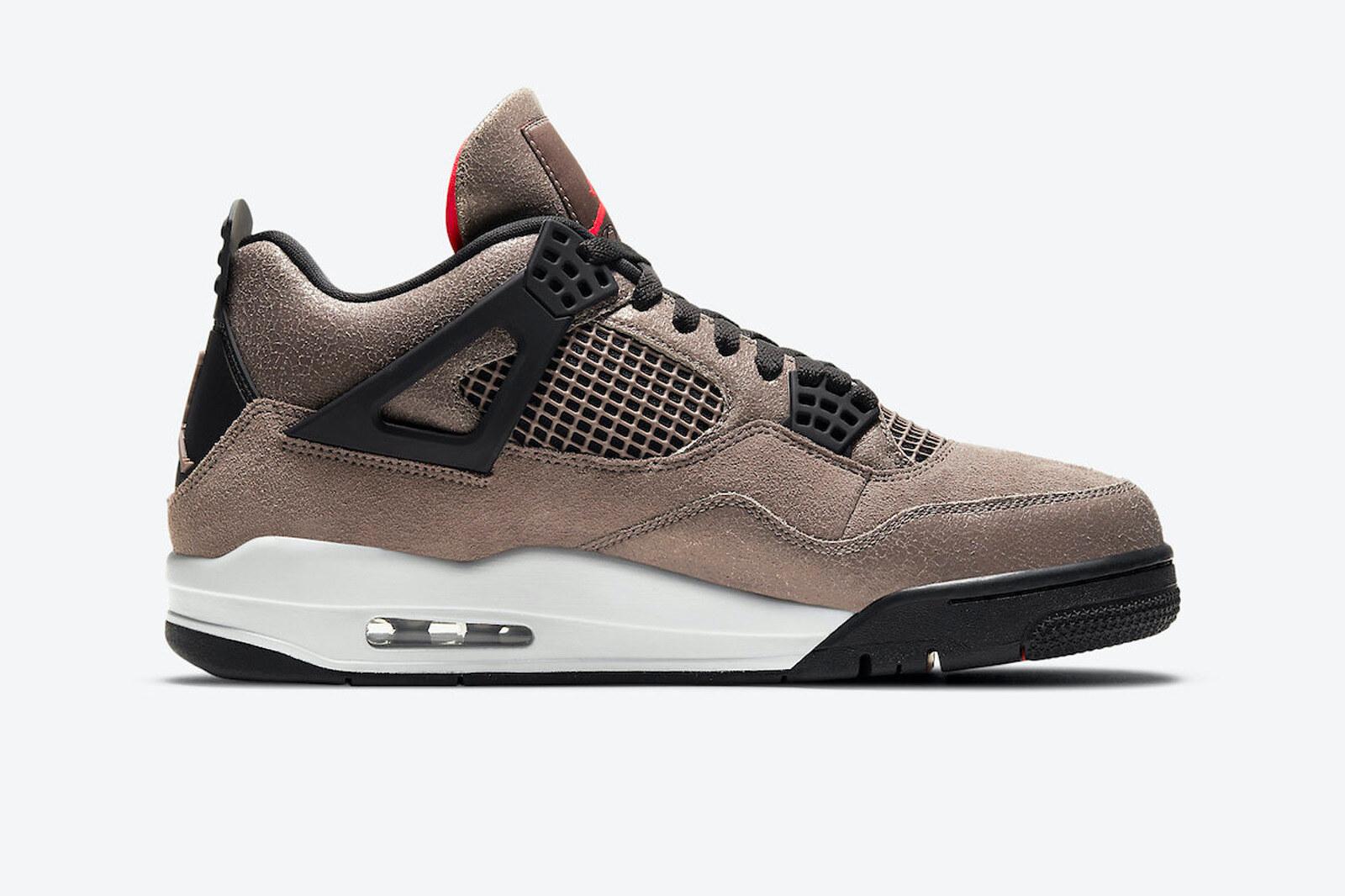 Air Jordan 4 taupe haze