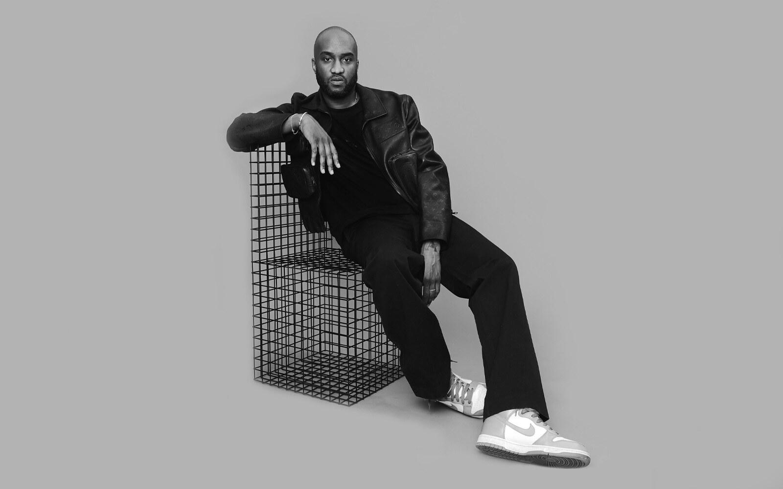 Virgil Abloh Off-White x Nike The 50