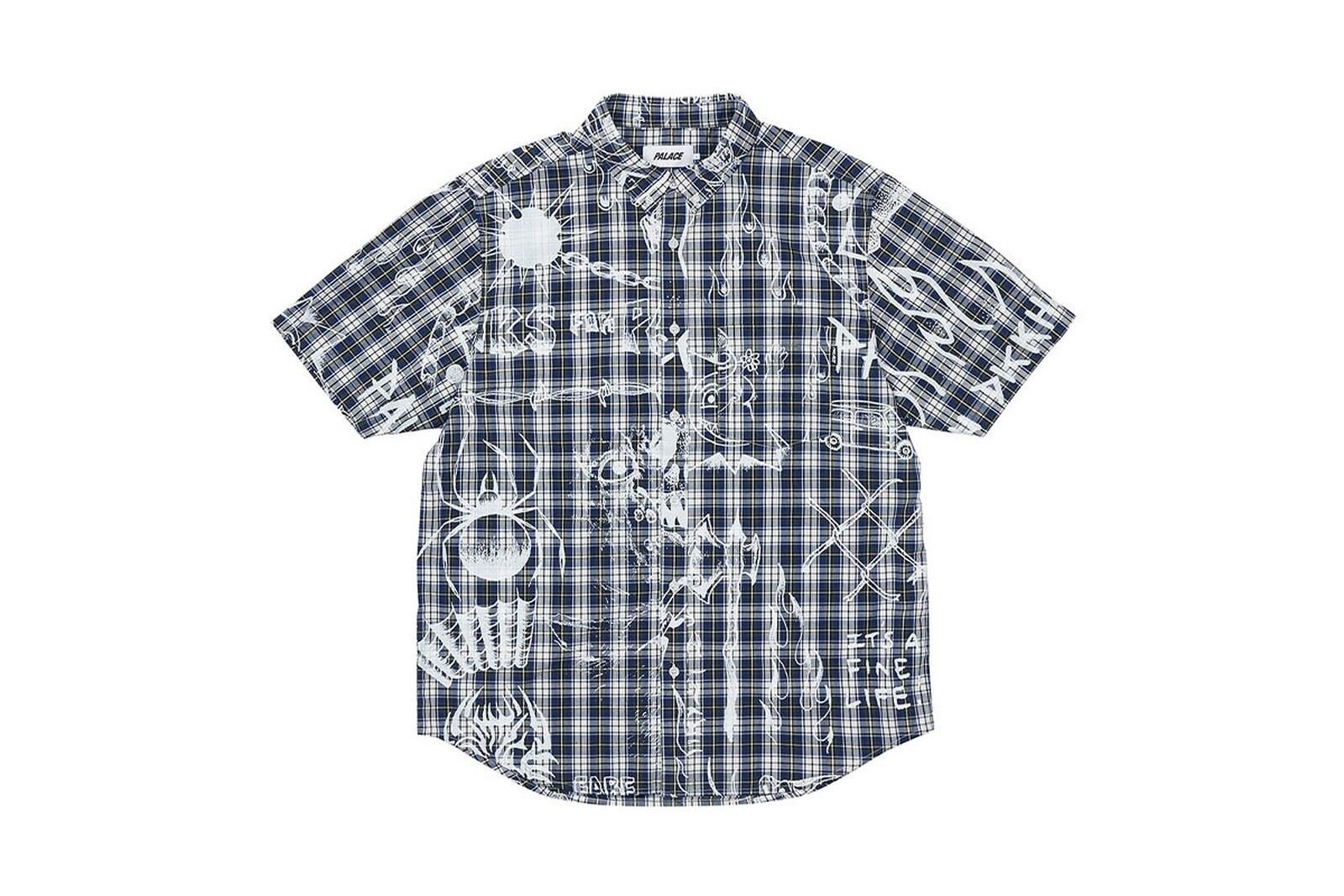 Palace x Lotties shirt